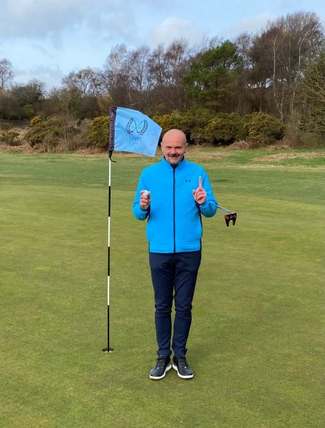 Leven Links Hole in One